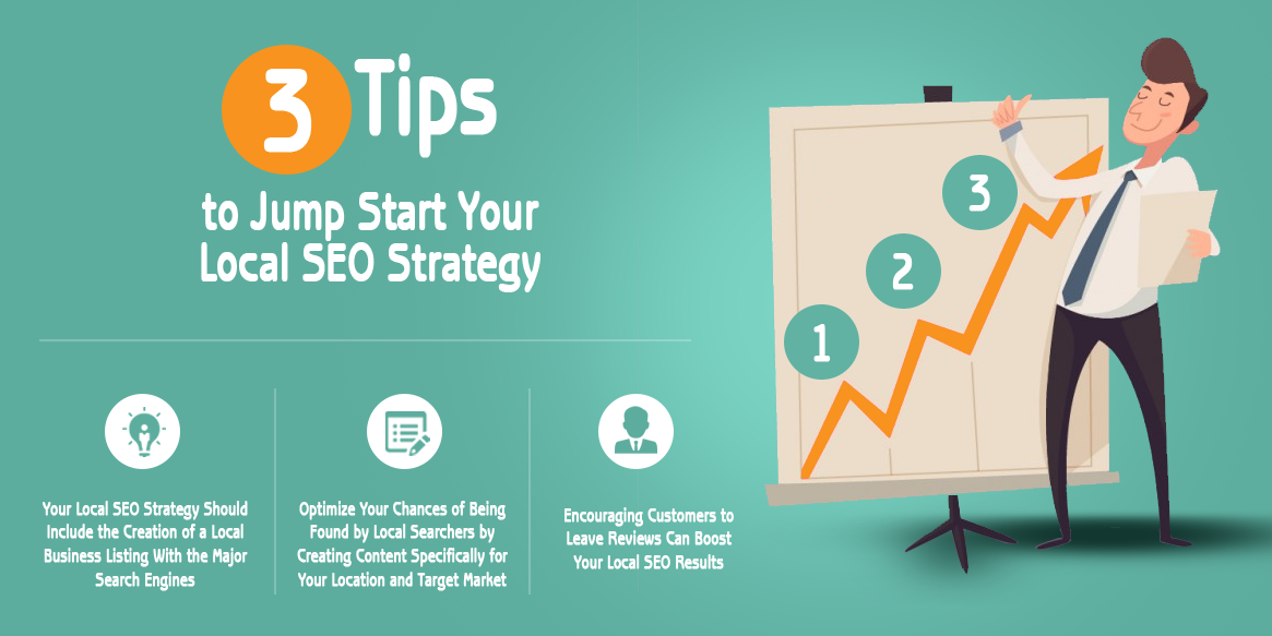 Tips to Jump Start Your Local SEO Strategy