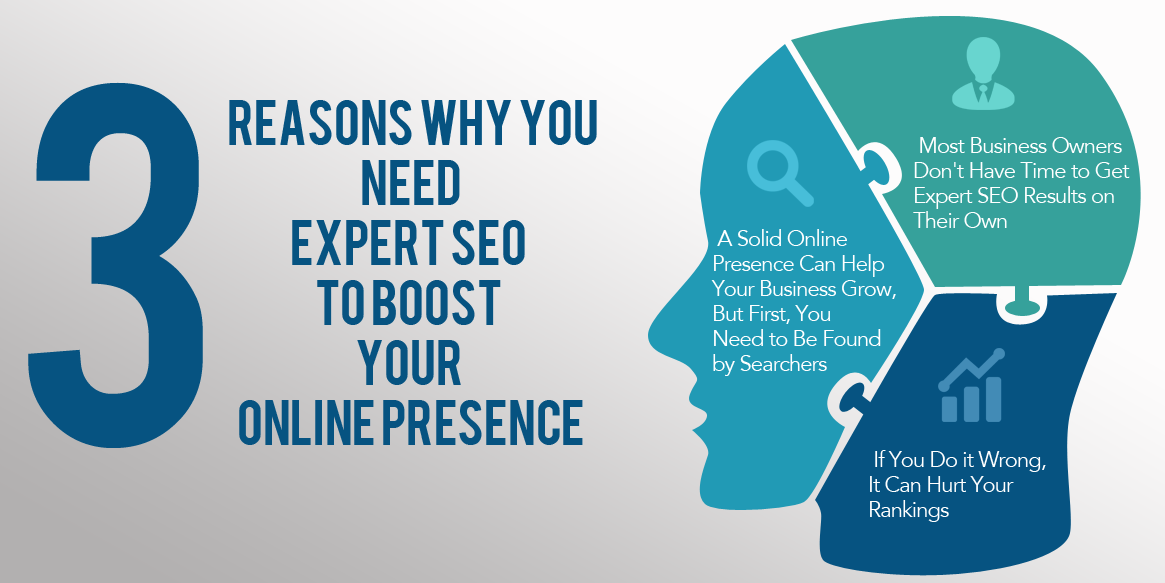 reasons why you need SEO expert